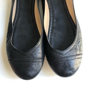 "Frye ""Carson Capped Ballet"" Flats"
